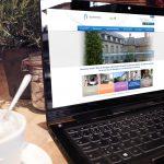Nouveau site internet Bain